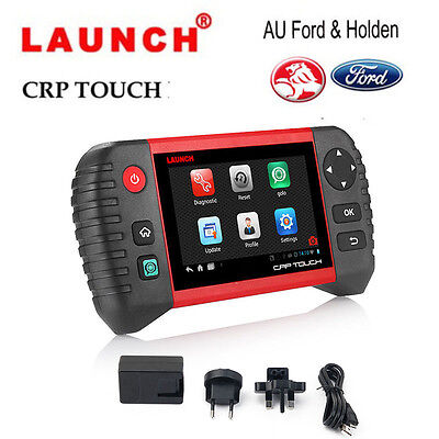 Launch CRP TOUCH Diagnostic OBDII Scan Tool Better than CRP129 CRP123 TPMS SAS