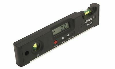 Accurate Digital Angle Gauge Protractor Inclinometer 0.1°Res/ 4 x 90° (0~360°)