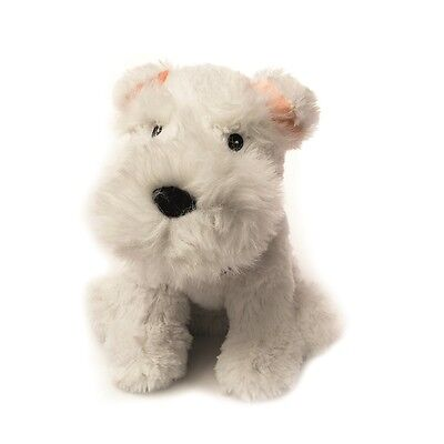 Warmies Cozy Plush Fully Microwavable WESTIE DOG Lavender Scented Heatable Toy
