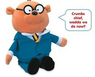 Danger Mouse Penfold Talking Soft Toy