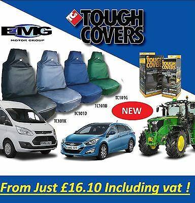 Universal Seat Covers  Genuine Tough Covers For Car Van Tractor