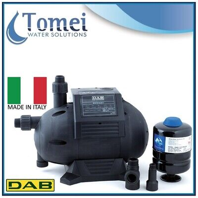 Automatic On/Off Pressurisation System Water Pump BOOSTER SILENT 3 M 0,55KW DAB