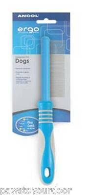 Ancol Ergo Cat and Dog Grooming Flea Comb