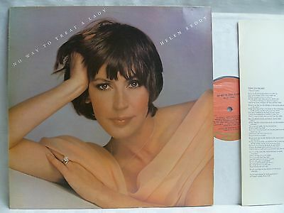 LP, Helen Reddy, No Way To Treat A Lady, Capitol 1975, Topzustand, NM