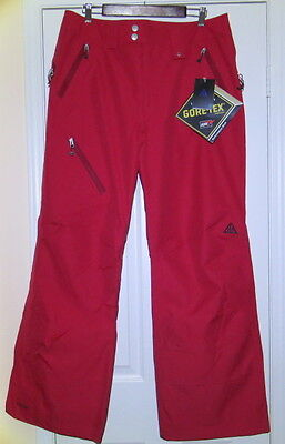 NIKE MEN'S ACG GORE-TEX SKI PANTS NEW WITH TAGS(Burgundy,Black)
