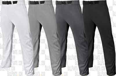 New! Champro Triple Crown Youth or Adult Pro Open Bottom Solid Baseball Pant