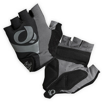 NEW Pearl Izumi Men's Select Gel Gloves Half Finger Bicycle Cycling Black Large