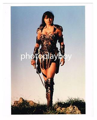 Lucy Lawless Xena: Warrior Princess Because Every Seller Should Have A Portrait