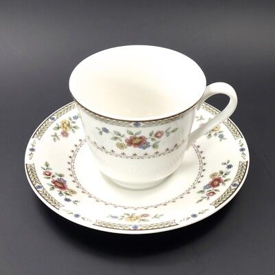Royal Doulton English China KINGSWOOD Cup & Saucer Set TC1115 8 available ~ MINT