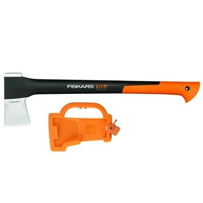 Fiskars X17-M Medium Block Splitting Axe Maul 600mm 122463 1015641(LATEST MODEL)