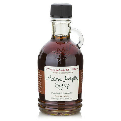 NEW Stonewall Kitchen Maine Maple Syrup