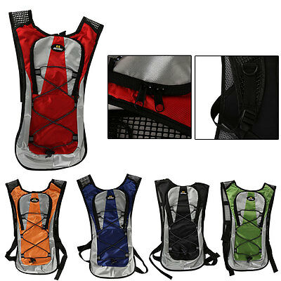 Waterproof Outdoor Sports Backpack Bag Hydration Packs Camping Hiking Travel