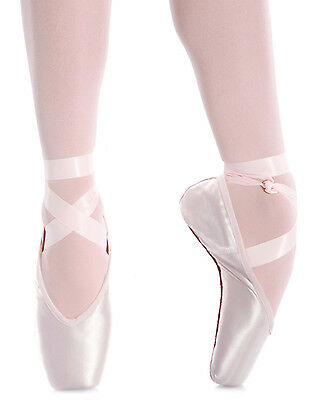 """Energetiks """"Brava"""" Pointe Shoes BNWT Various Sizes and Shanks"""