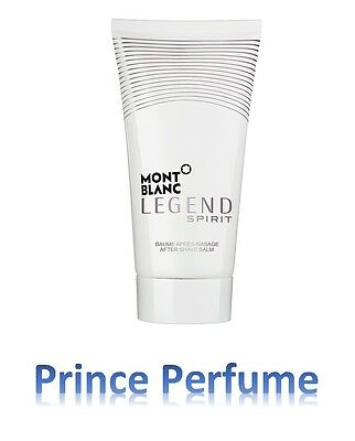 MONT BLANC LEGEND SPIRIT AFTER SHAVE BALM - 150 ml