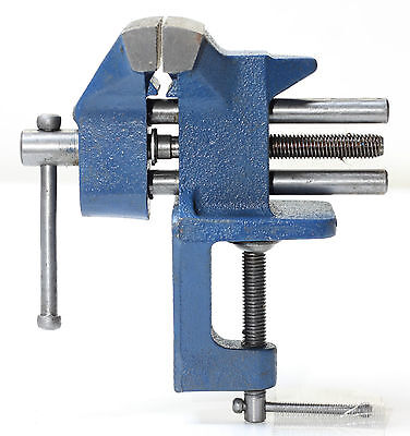 """Record V75 Bench Vise Opens to 60mm or 2 1/2"""""""