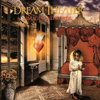 DREAM THEATER Images And Words 180G Vinyl LP