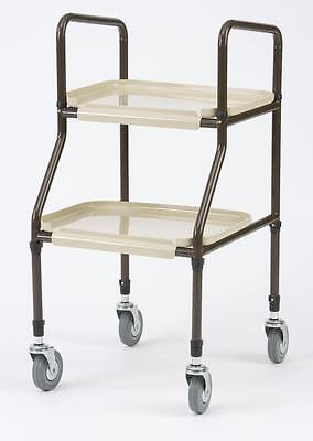NEW Adjustable Height Mobility Kitchen Trolley Walker Walking Aid