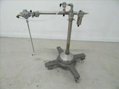 Air Mixer With Arms & 24'' Shaft *used & Tested*