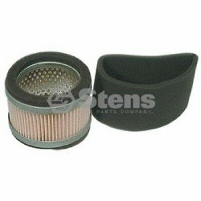 Subaru Air Filter Combo 157-32610-08/157-36201-01 Fits#ec13V Sten#102-087
