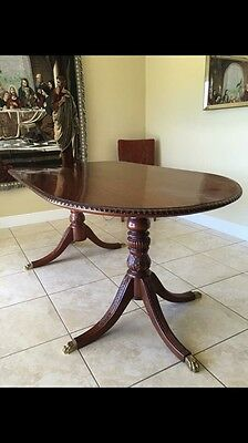 Chippendale Dining Table And Chairs