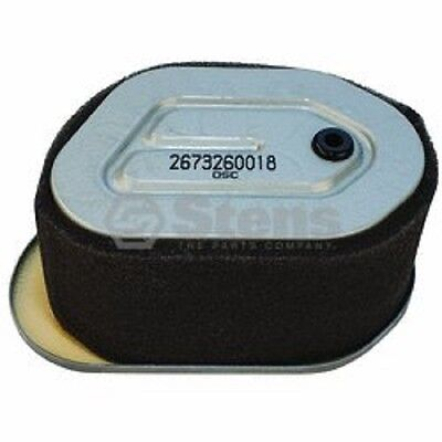 Subaru Air Filter Combo 267-32600-18/267-35003-01/267-35003-11 Sten#058-037