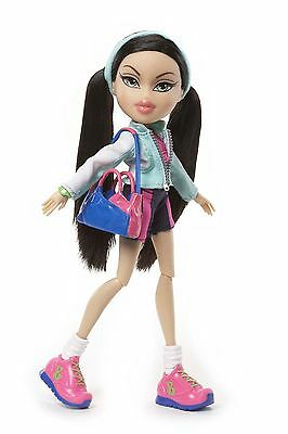 Bratz Fierce Fitness Doll- Jade Bratz Figure With Accessories
