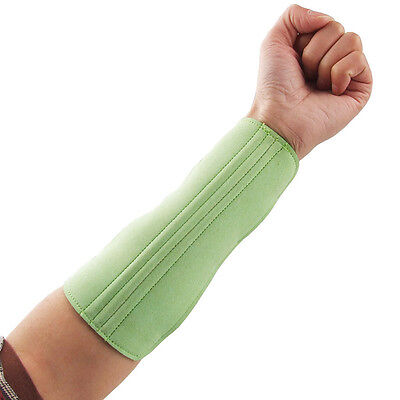 New Archery Arm Guard 3 Strap Microfiber Hunting Bow Shooting Protective Gear