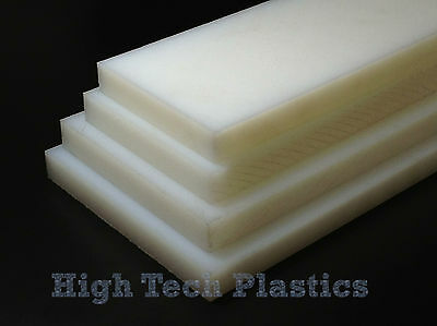 "1//2/"" x 24/"" x 48/"" Red Color HDPE High Density Polyethylene Plastic Sheet .500/"""