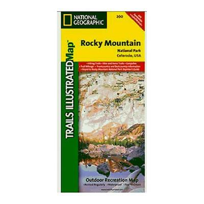 National Geographic 603100 200 Boots Rocky Mountain National Park Colorado