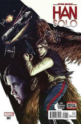 Star Wars Han Solo #1 Marvel Comics 2016