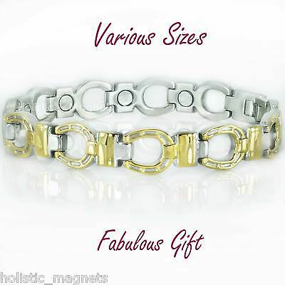 Magnetic Health Bracelets for Women Magnetic Therapy Christmas Gift Mom -GH1