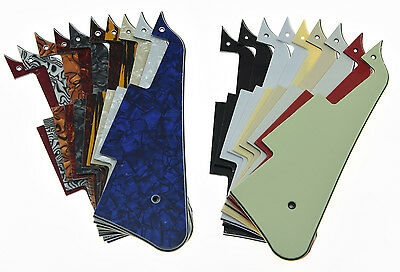 LP Guitar Pickguard Scratch Plate For Epiphone Les Paul 22 Colors Option