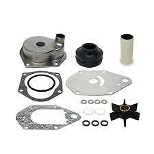 MERCURY WATER PUMP KIT COMPLETE SUIT MANY 30-60HP GLM12124 Replaces 46-812966A12