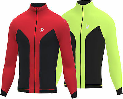 Softshell Wind Stoper Road Vélo Veste Thermique Complet Saleeve