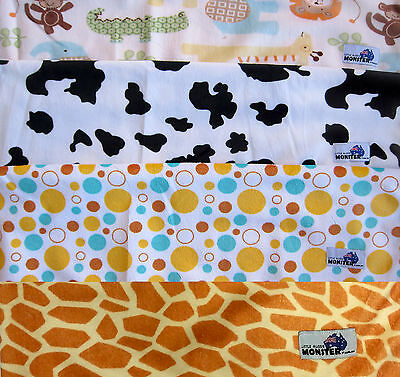Unisex Baby Change Mat waterproof soft minky large urine mat change pad cover