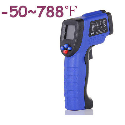 Digital Non Contact Temperature Laser Gun Infrared IR Thermometer Pyrometer NEW