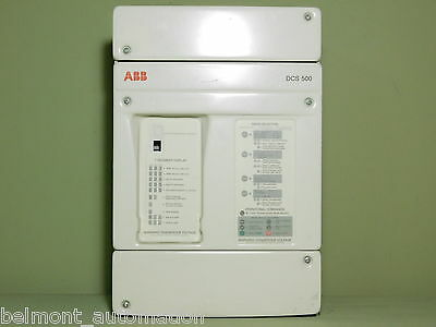 WORKING - ABB DCS500 DC Drive DCS501B0100-41-2100000