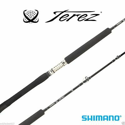 SHIMANO TEREZ SALTWATER Conventional Black Rods Select Model