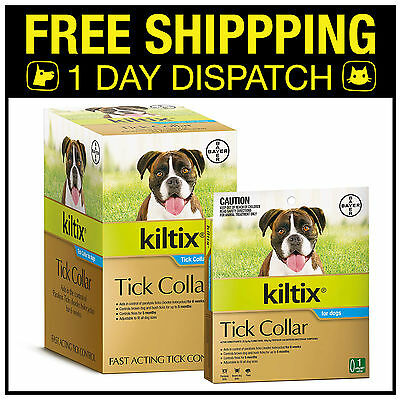 Kiltix Tick Collars