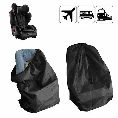Baby Kid Child Seat Storage Bag Travel Pouch Airport Check Storage Durable Bags