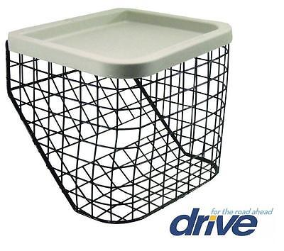 Replacement Basket & Tray For Aluminium or Steel Tri Walker Walking Aid Rollator