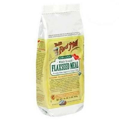 Bob'S Red Mill Flaxseed Meal Gluten Free 16 Oz -Pack of 4