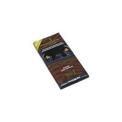 Endangered Species Dark Chocolate Bar Cocoa Nibs 3 Oz -Pack of 12