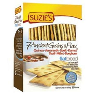 Flatbreads Ancient Grain 4.45 OZ -Pack Of 12