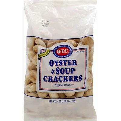 Cracker Oyster Chowder Ba -Pack of 6