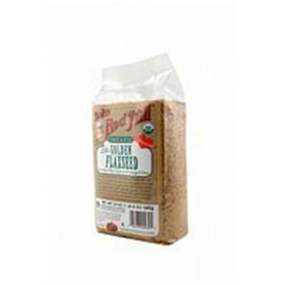 Bob'S Red Mill Golden Flaxseed 24 Oz -Pack of 4