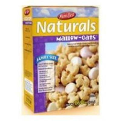 Cereal Mallow-Oats 16 OZ (Pack of 12)