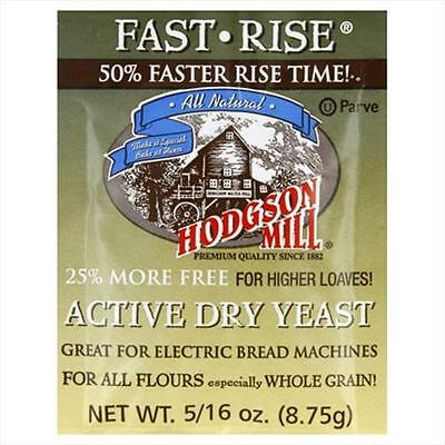 Yeast Fast Rise Gluten-Free -Pack of 48