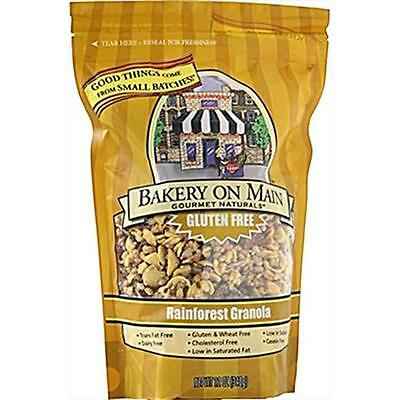 Bakery On Main Rainforest Granola Gluten Free 12 Oz -Pack of 6