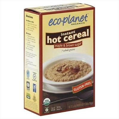Eco-Heaven Org Maple Brown Sugar Cereal Gluten Free 8.46 Oz -Pack of 6